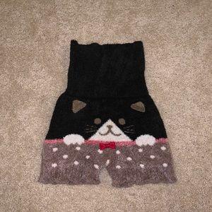 Kitten fluffy shorts